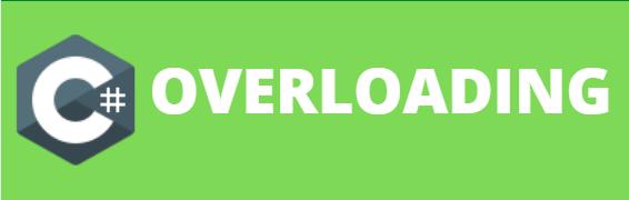 Overloading in C#