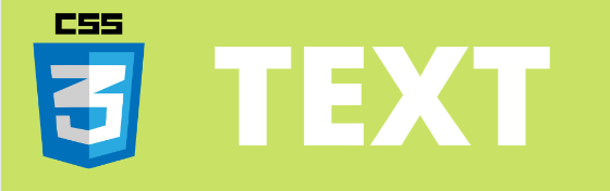 Text in CSS