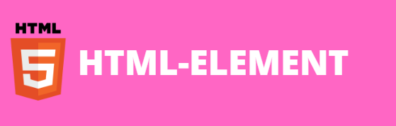 Element in HTML
