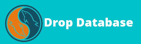 Drop database in mysql