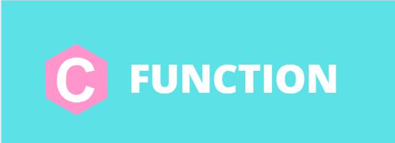 C - Functions